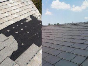 albens toiture réparation toit